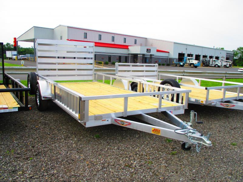 2019 H and H Trailer 82 X 14 RSA ATV Utility Trailer