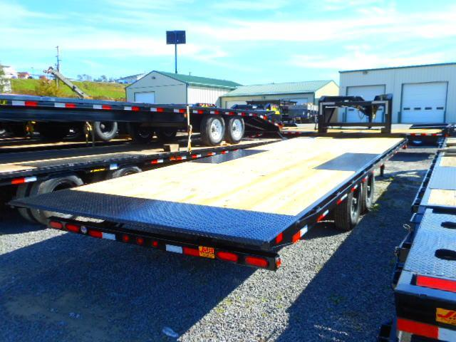 2019 Big Tex Trailers Gooseneck 14OT 102'' X 26' Power Tilt Equipment Trailer