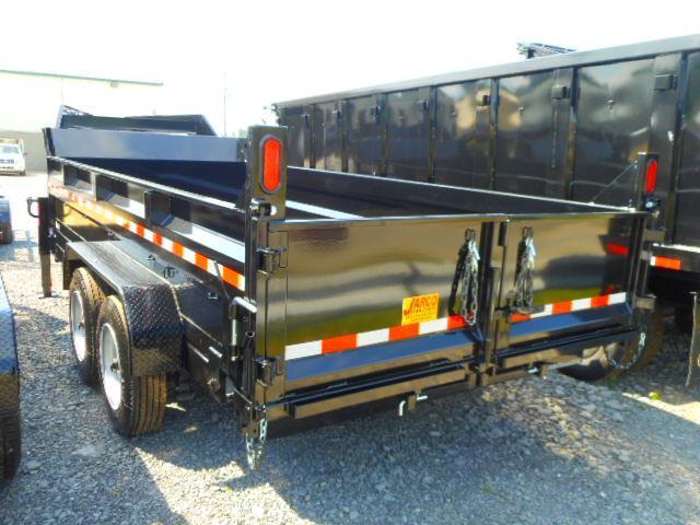 2018 Sure-Trac 82 IN X 16 LP 16K Goose Scissor Dump