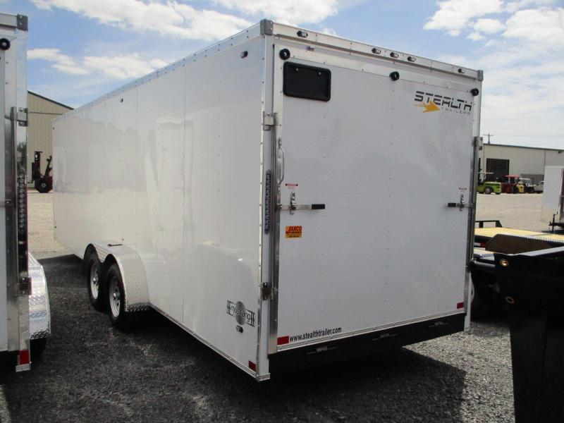 2020 Stealth Trailers Mustang 7 X 24 Enclosed Cargo Trailer