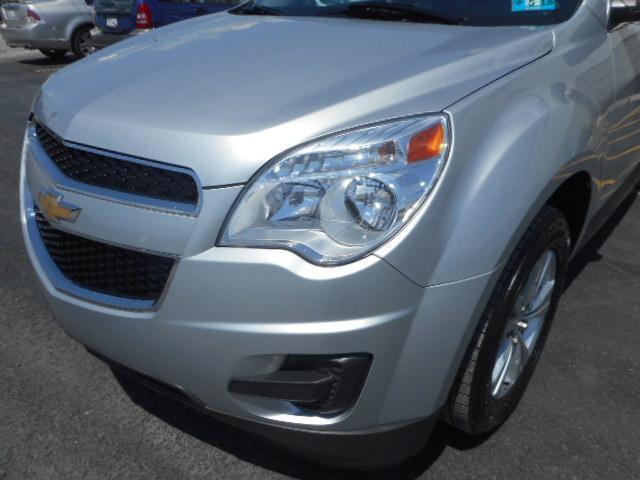 2015 Chevrolet Equinox with 55325 miles