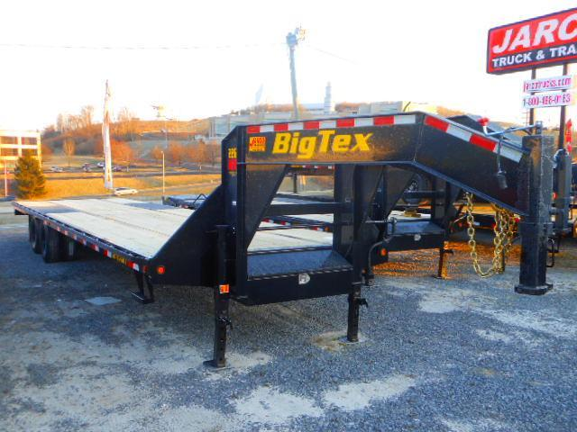 2019 Big Tex Trailers 22GN 102'' X 40 Equipment Trailer
