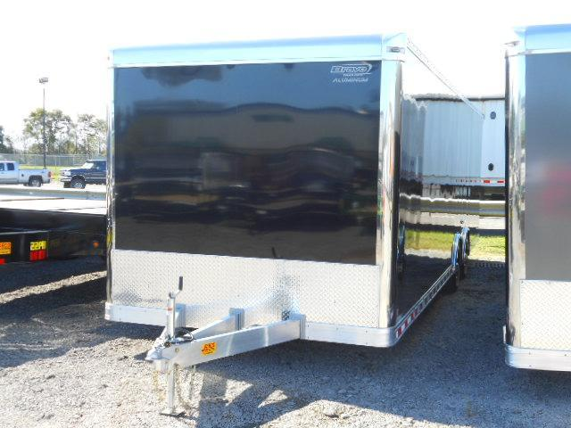 2019 Bravo Aluminum Auto 8.5x28 Enclosed Cargo Trailer