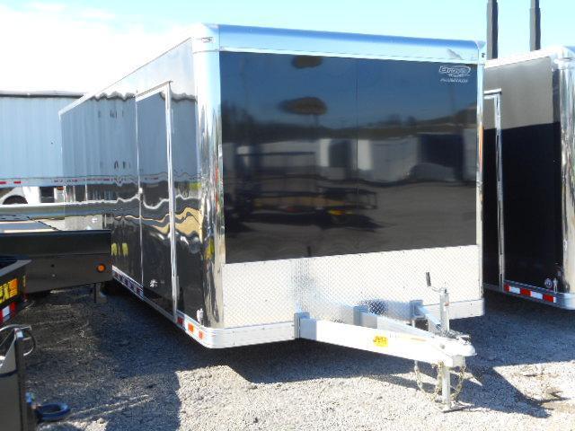 2019 Bravo Aluminum Auto 8.5x28 Enclosed Cargo Trailer