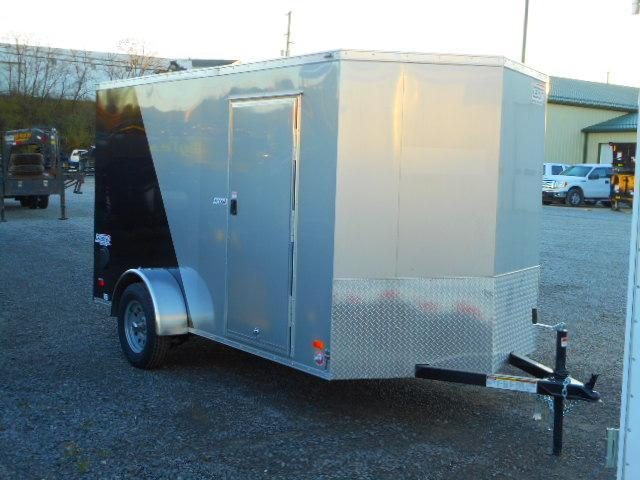 2019 Bravo Trailers Scout 6 X 12 Enclosed Cargo Trailer