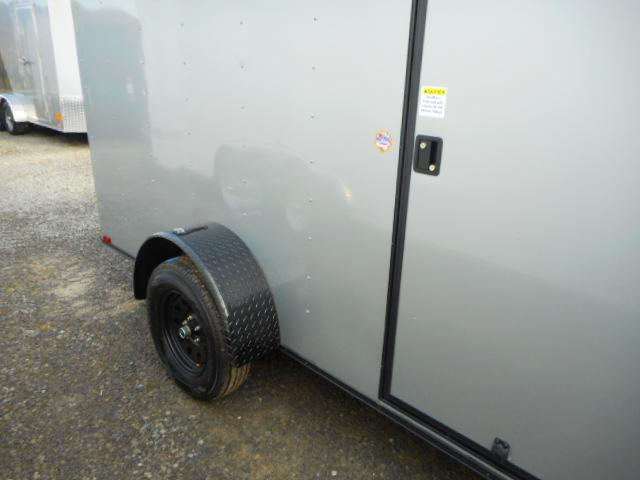 2019 Spartan 6 X 12 SA Enclosed Cargo Trailer
