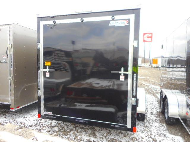 2019 Bravo Trailers Scout 7 X 16 Tandem Axle Enclosed Cargo Trailer