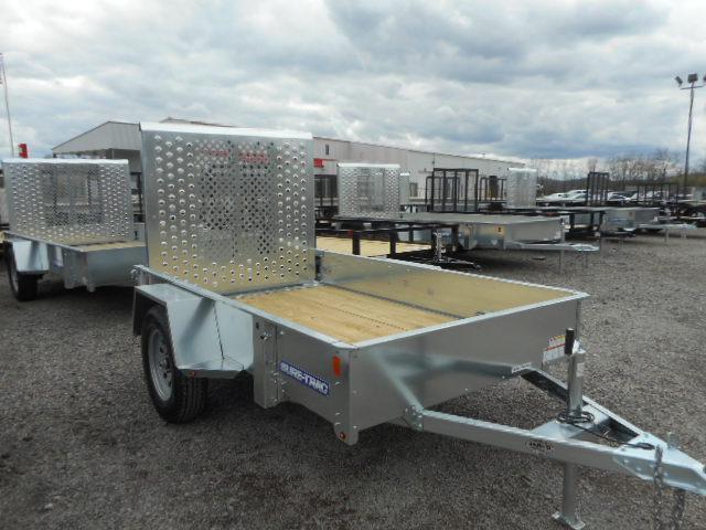 2018 Sure-Trac 5 x 8 Galvanized High Side 3k Idler