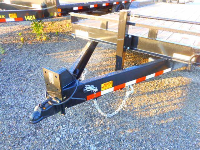 2019 Sure-Trac 7 X 20 16K Implement Equipment Trailer
