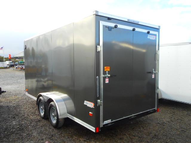 2019 Bravo Trailers Scout 7x16 Enclosed Cargo Trailer