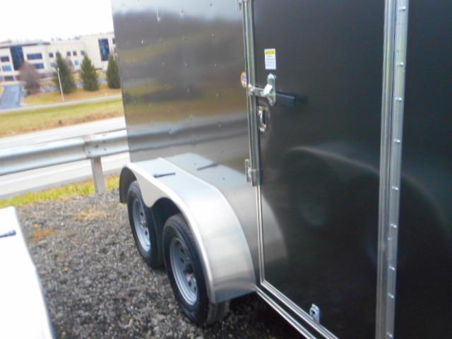 2019 Spartan 6 X 12 Tandem Axle Enclosed Cargo Trailer