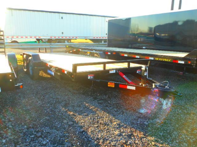 2019 Sure-Trac 7 X 20 Tilt Bed 10K Car / Racing Trailer
