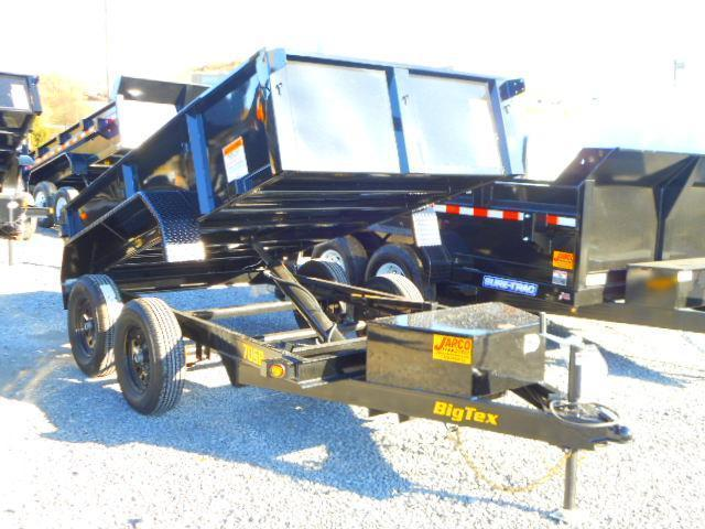 2020 Big Tex Trailers 70SR 5 X 10 Dump Trailer