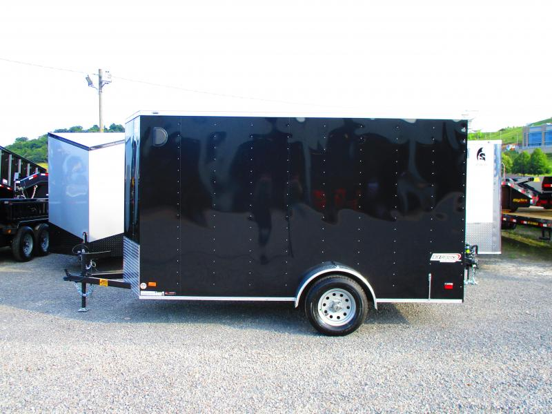 2020 Bravo Trailers Scout 6 X 12 Enclosed Cargo Trailer