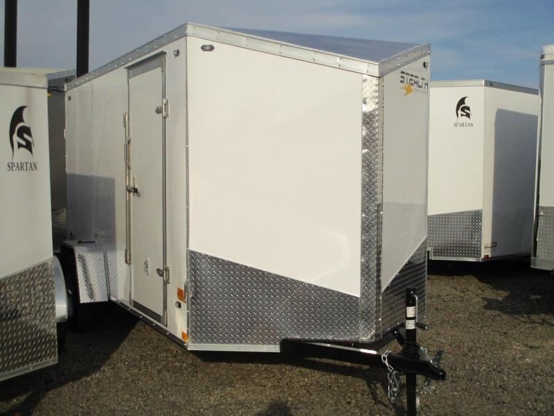 2020 Stealth Trailers Mustang 6 X 12 Enclosed Cargo Trailer