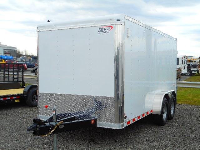 2019 Bravo Trailers Star 7x16 Tandem Axle 14k Enclosed Cargo Trailer
