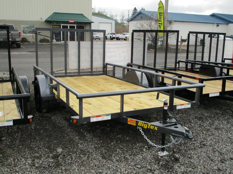 2020 Big Tex Trailers 35SA 6-1/2 X 10 Utility Trailer