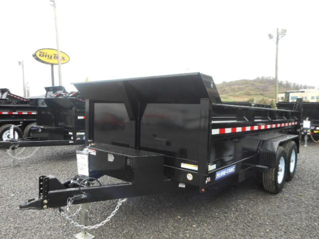 2018 Sure-Trac 82 IN X 14 LP 14K Dual Ram Dump