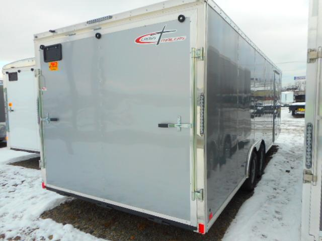 2019 Cross Trailers 8.5 X 24 TA Enclosed Cargo Trailer
