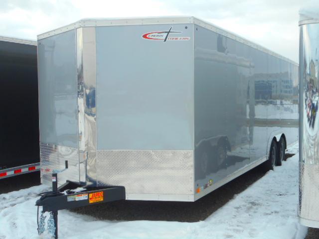 2019 Cross Trailers 8.5 X 24 TA Enclosed Cargo Trailer