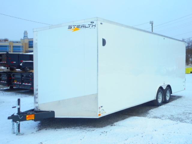 2019 Stealth Trailers Titan 8.5 X 24 Enclosed Cargo Trailer