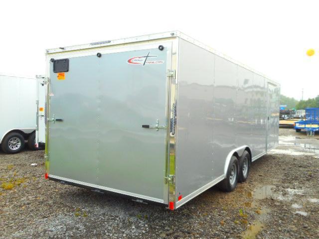 2019 Cross Trailers Alpha Series 8.5 x 24 TA Enclosed Cargo Trailer