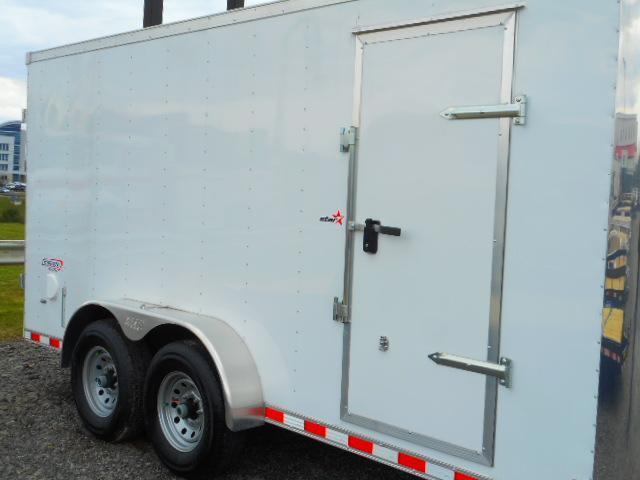 2020 Bravo Trailers 7 X 16 TA Star 14K Enclosed Cargo Trailer