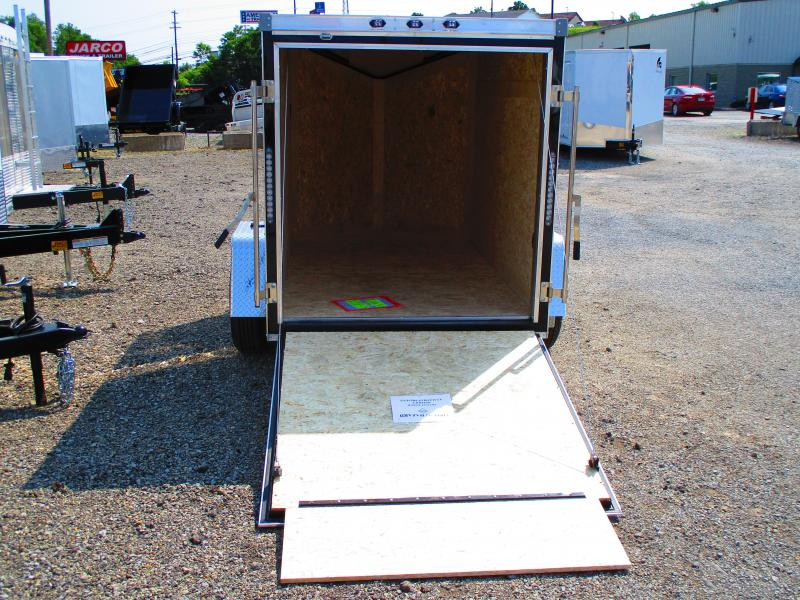 2020 Stealth Trailers 5 X 8 Enclosed Cargo Trailer