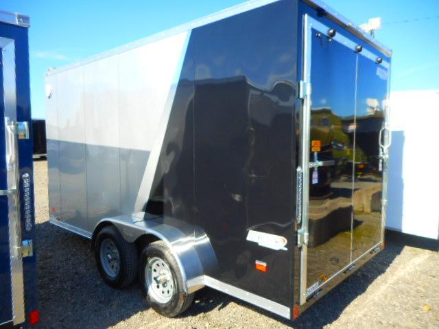 2019 Bravo Trailers Scout 7x14 Tandem Axle Enclosed Cargo Trailer