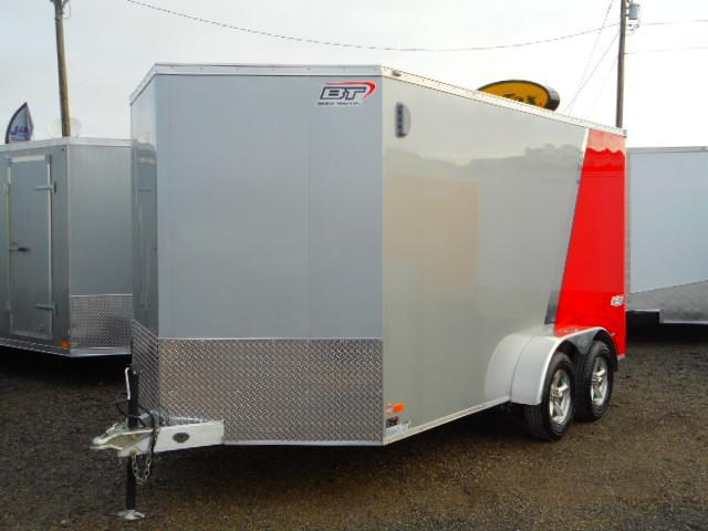 2019 Bravo Trailers 7x14 Aluminum Enclosed Cargo Trailer