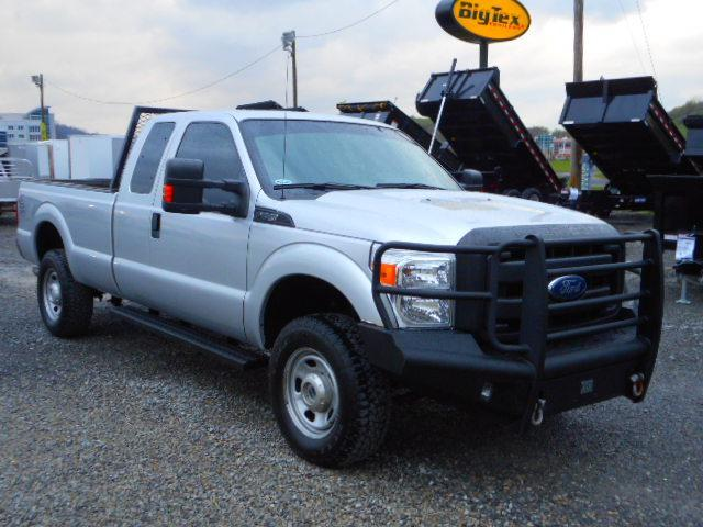 2015 Ford F-350 Supercab 4X4 Truck