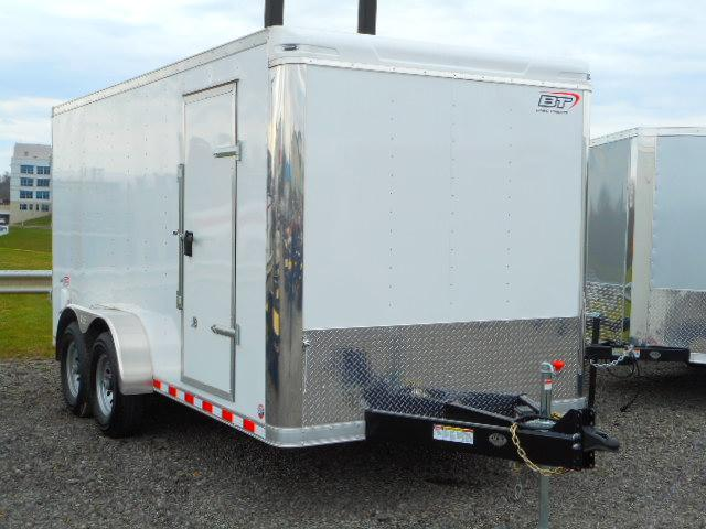 2019 Bravo Trailers Star 7 X 16 Enclosed 14K Cargo Trailer