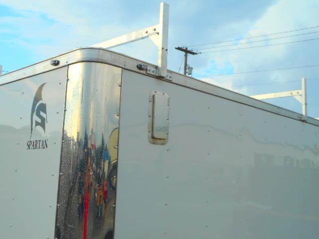 2019 Spartan 7x16 Tandem Axle 10k Enclosed Cargo Trailer
