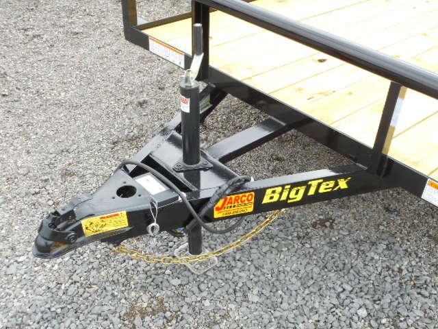 2019 Big Tex Trailers 60PI 6-1/2x14 Tandem Axle Utility Trailer
