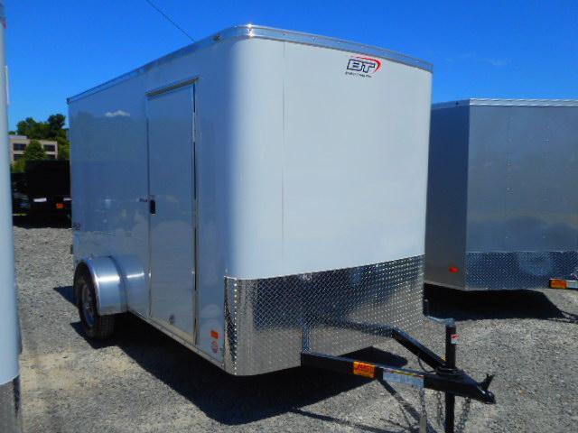 2018 Bravo Trailers Scout 6x12 Single Axle Enclosed Cargo Trailer