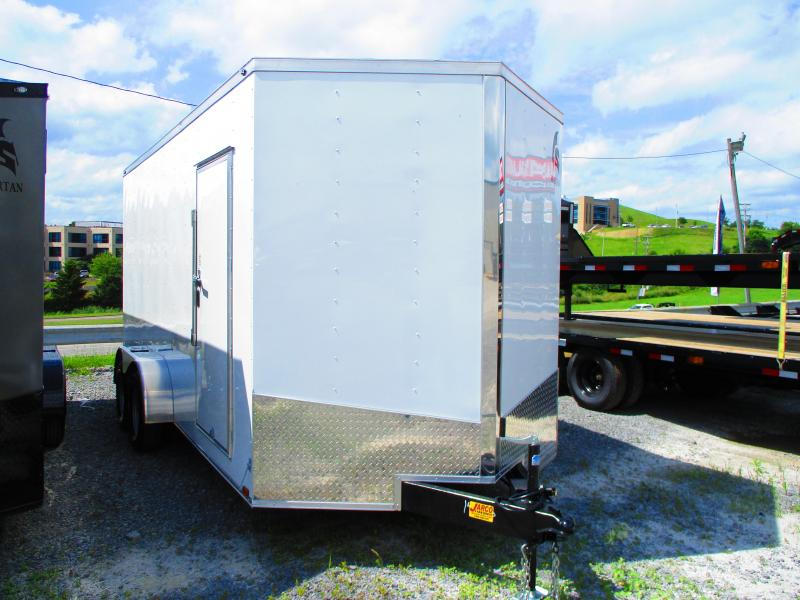 2020 Spartan 6 X 12 Tandem Axle Enclosed Cargo Trailer
