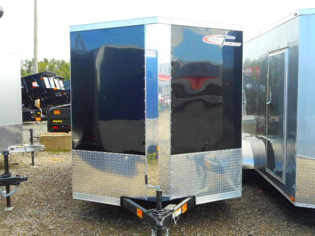 2019 Cross Trailers Alpha Series 7 x 14 TA Enclosed Cargo Trailer