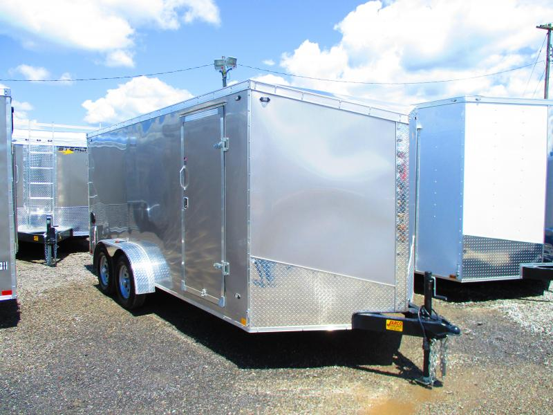 2019 Stealth Trailers 7 X 16 Enclosed Cargo Trailer