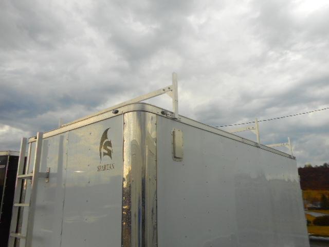 2019 Spartan 7 X 16 Enclosed Cargo Trailer