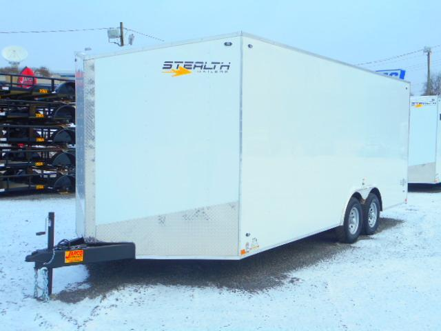 2019 Stealth Trailers Mustang SE 8.5 X 20 Enclosed Cargo Trailer