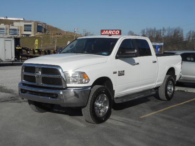2014 Dodge Ram 2500 Crewcab SLT 4X4 Truck with 91421 miles