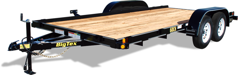 2019 Big Tex Trailers 60CH 7x16 Car / Racing 6k Trailer