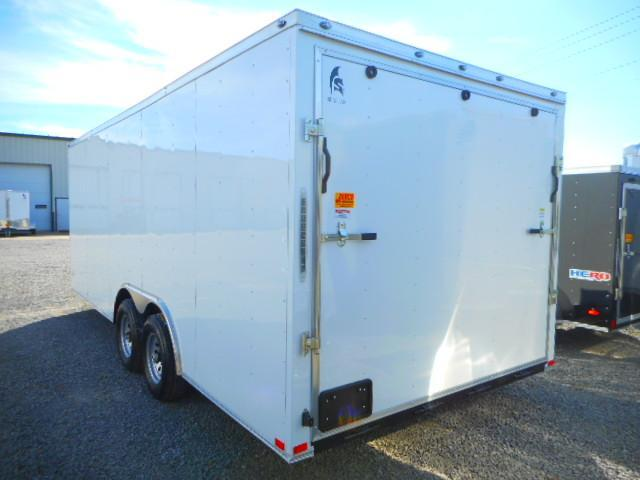 2019 Spartan 8.5 X 20 Tandem Axle 10K Enclosed Cargo Trailer