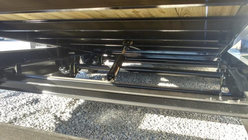 2018 Sure-trac 7'x18'+6' Tilt Equipment 14k