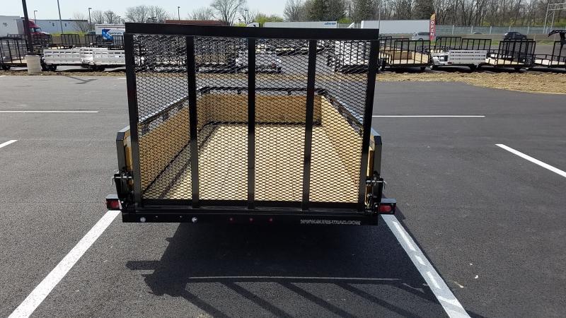 2018 Sure-trac 6'x12' Three Board