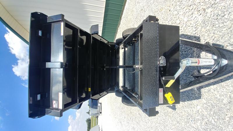 2019 Sure Trac 5x10 Dump 7k Single Ram