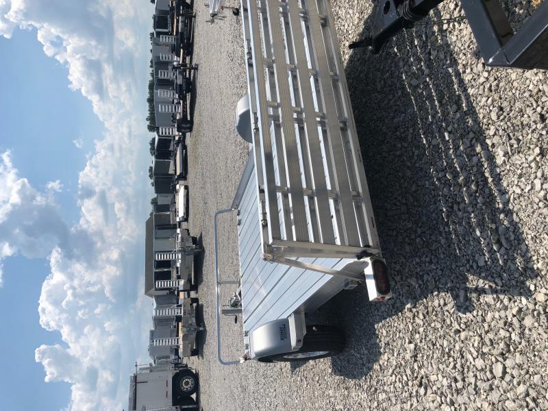 2019 Triton 7x12 Utility 3k Alum