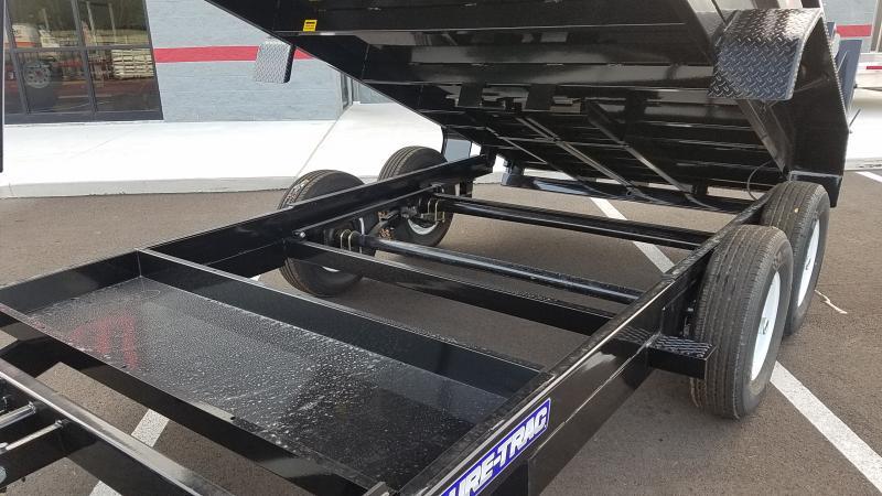 """2019 Sure-trac 82""""x14' Low Pro Tele 14k"""