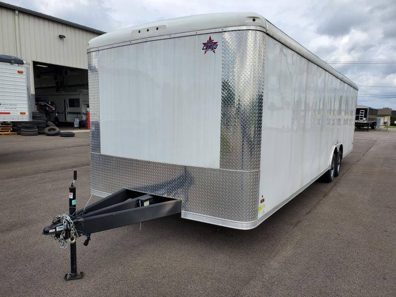 2018 Us Cargo 8.5 X28 Enclosed