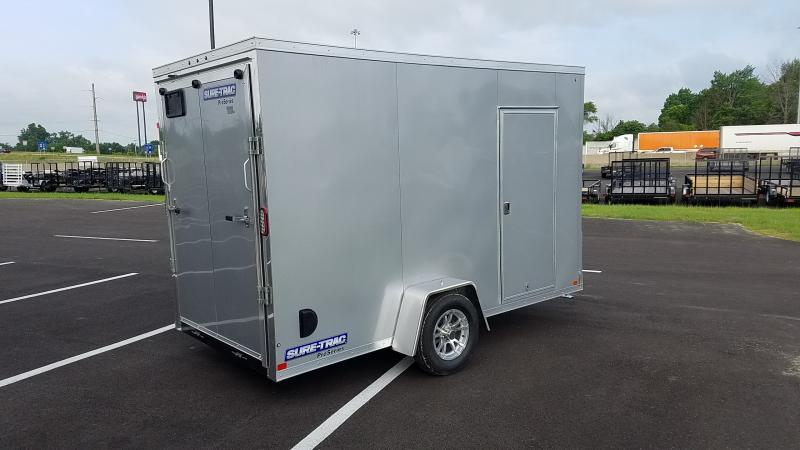"2019 Sure Trac 6'x12' Enclosed +12"" Hgt"